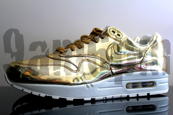 "Image of Nike WMNS AIR MAX 1 SP ""LIQUID GOLD"""