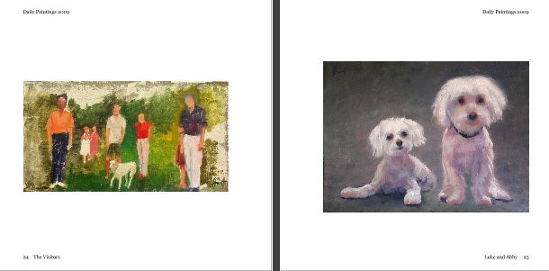 Image of Daily Paintings Volume II