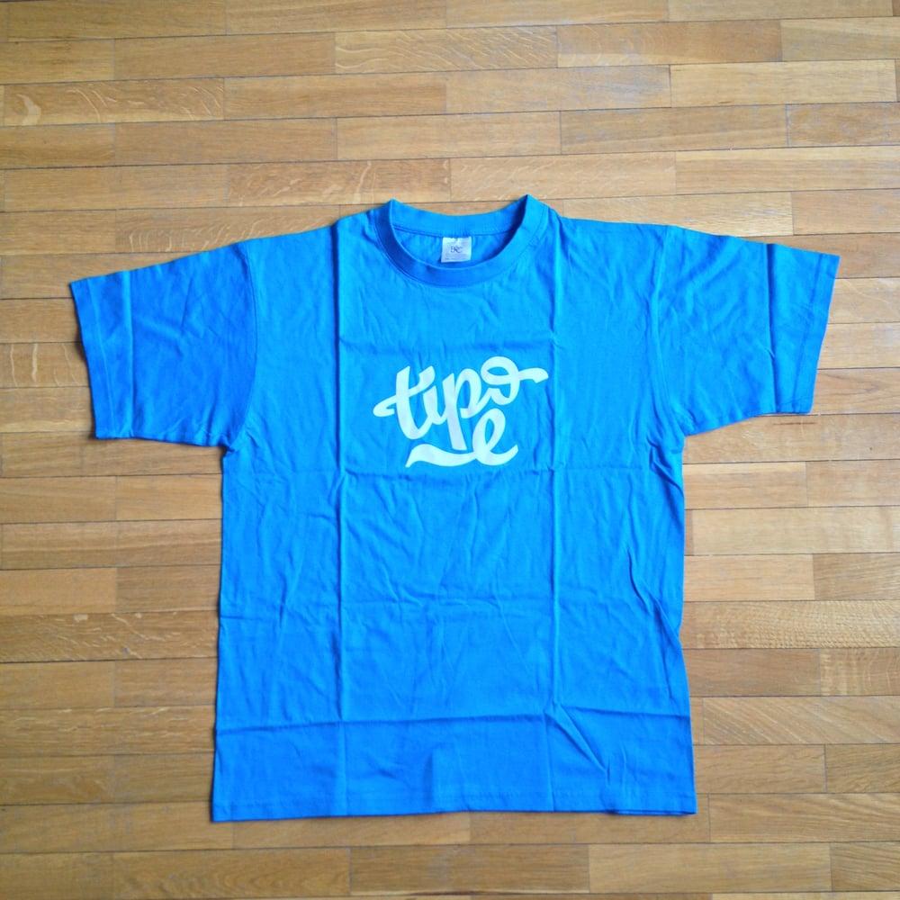 Image of Camiseta Azul, para chicos