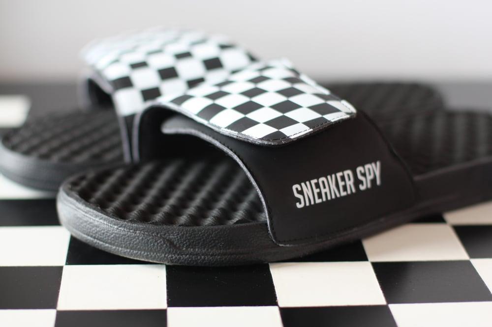 Image of SNEAKER SPY X ISLIDES USA