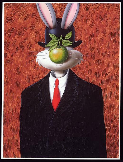 """Image of """"Is This Not a Carrot?"""" 1998"""