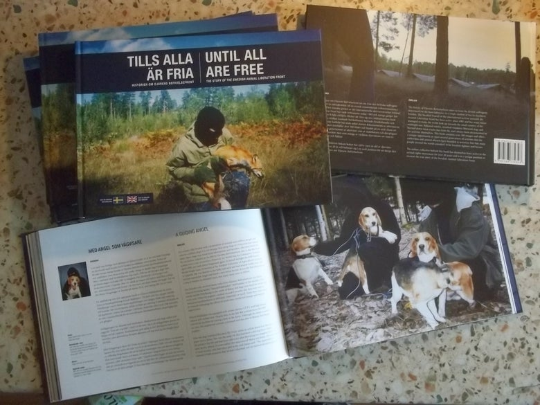 Image of Until All Are Free - Book