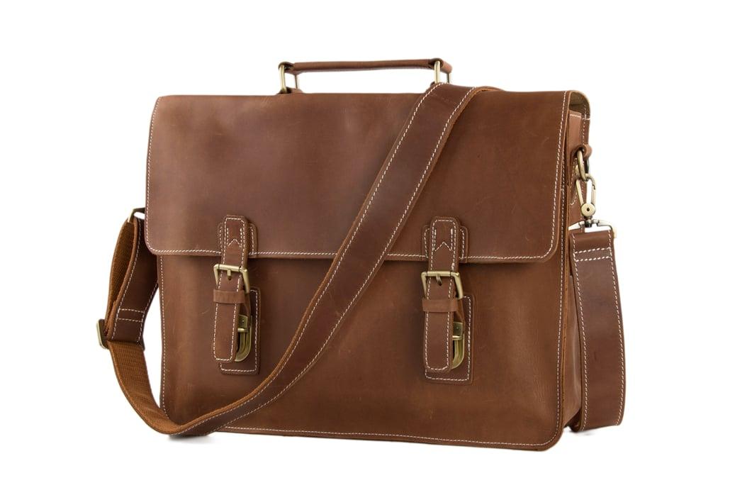 4bb670afa5 MoshiLeatherBag - Handmade Leather Bag Manufacturer — Vintage Brown ...