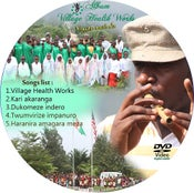 "Image of ""Village Health Works Album"" DVD"