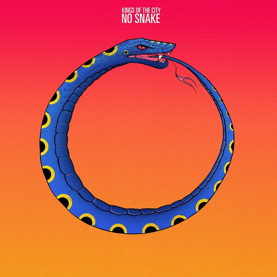 Image of No Snake (CD Album)