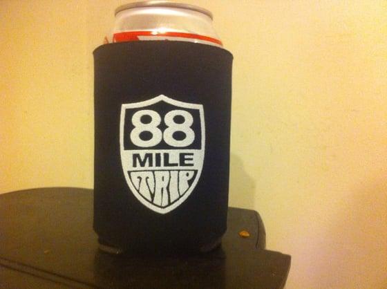 Image of 88 Mile Trip Beer Koozie