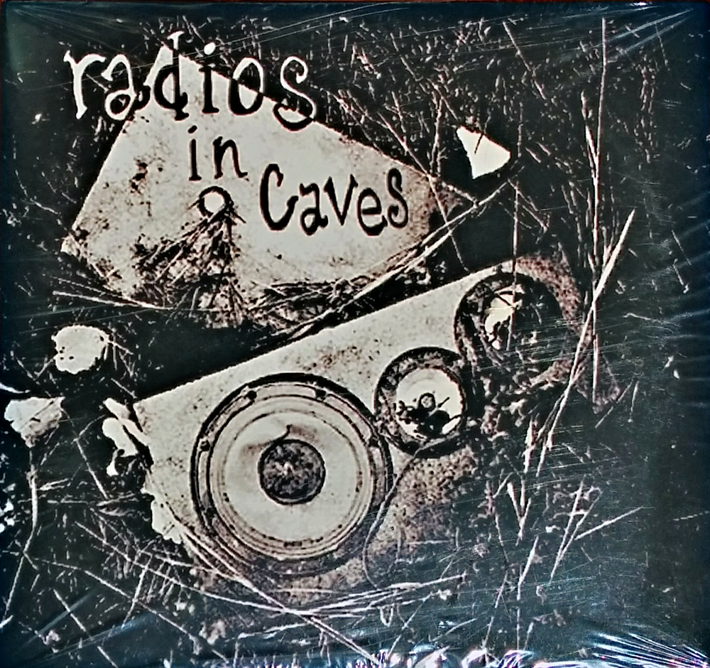 Image of Radios in Caves        Limited Edition CD