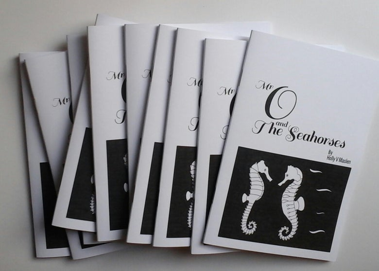 Image of Mr O & the Seahorses