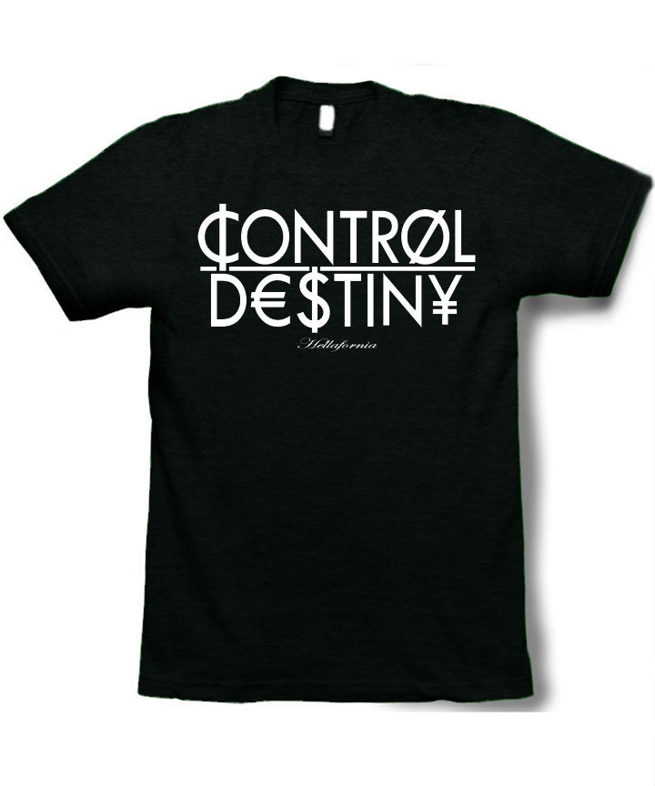 Image of Control Destiny Tee
