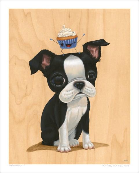 "Image of ""Winslow"" Giclee Print"