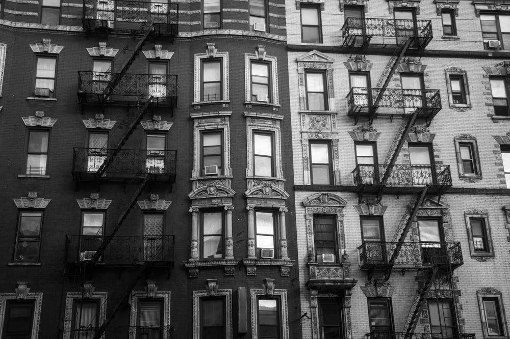 Image of New York Brownstone