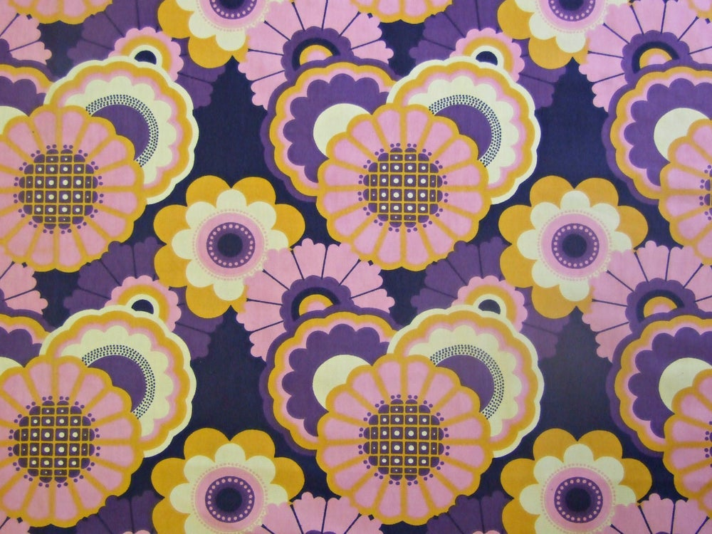 Image of Heals 'Florida vintage fabric