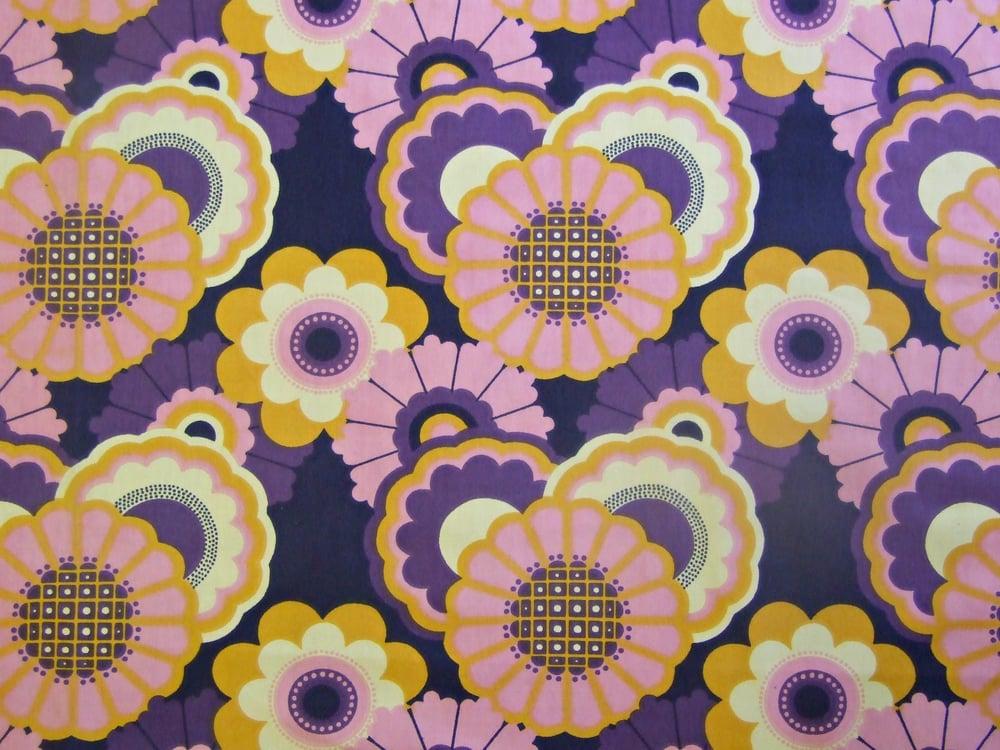 Image of Heals 'Florida vintage fabric