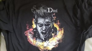 "Image of ""Tribulation flame"" T-SHIRTS"