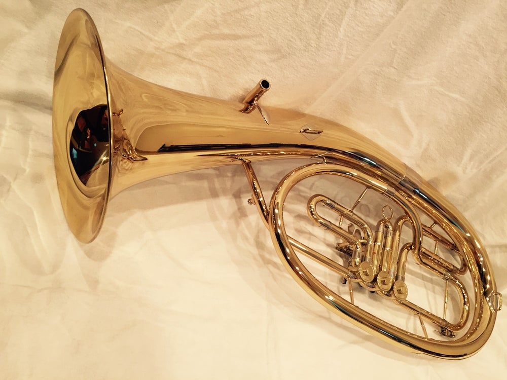 Image of BAR901 ELITE SERIES RS BERKELEY BARITONE HORN