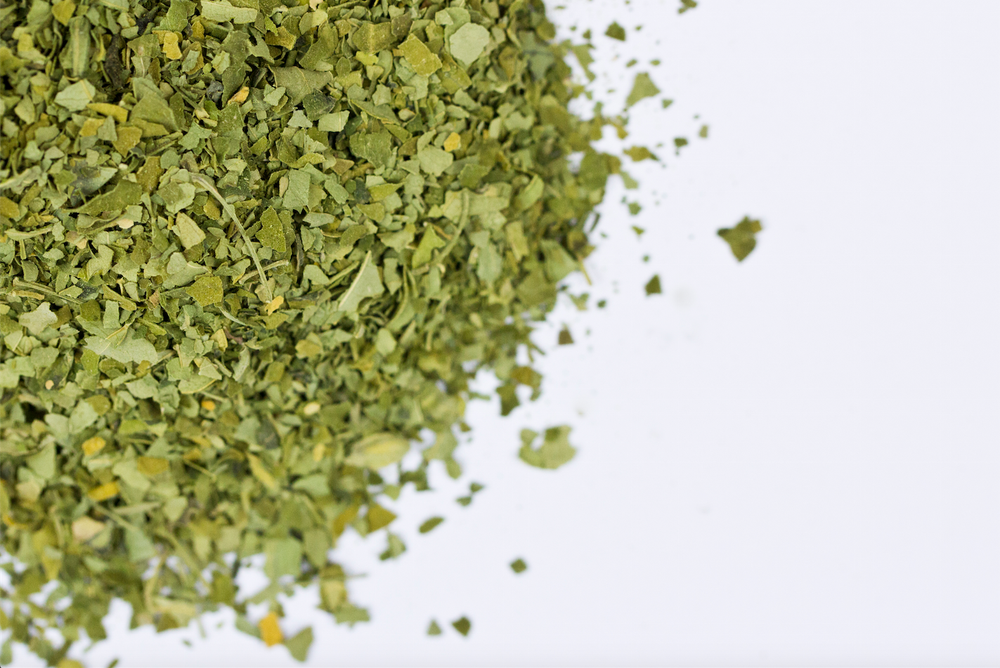Image of 100% Organic Moringa Loose Leaf Herbal Tea 70g