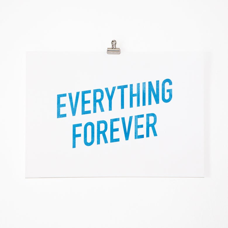 Image of Everything Forever