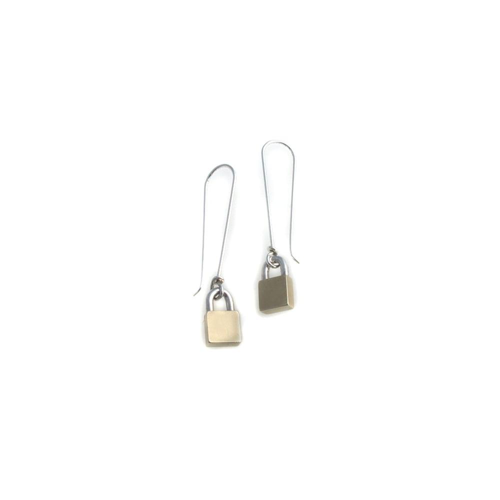 Image of Long Lock earrings