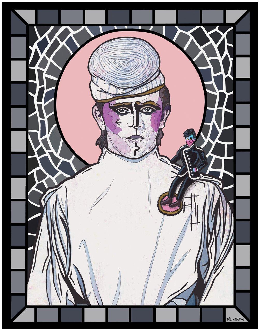 Saint Steve Strange (Visage)