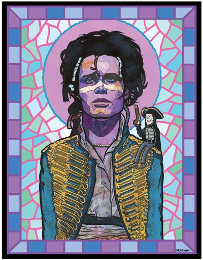 Image of Saint Adam Ant