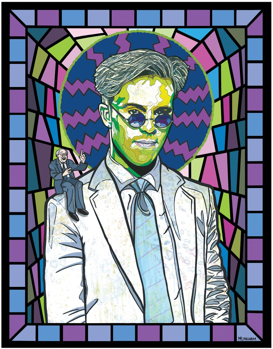 Image of Saint Thomas Dolby