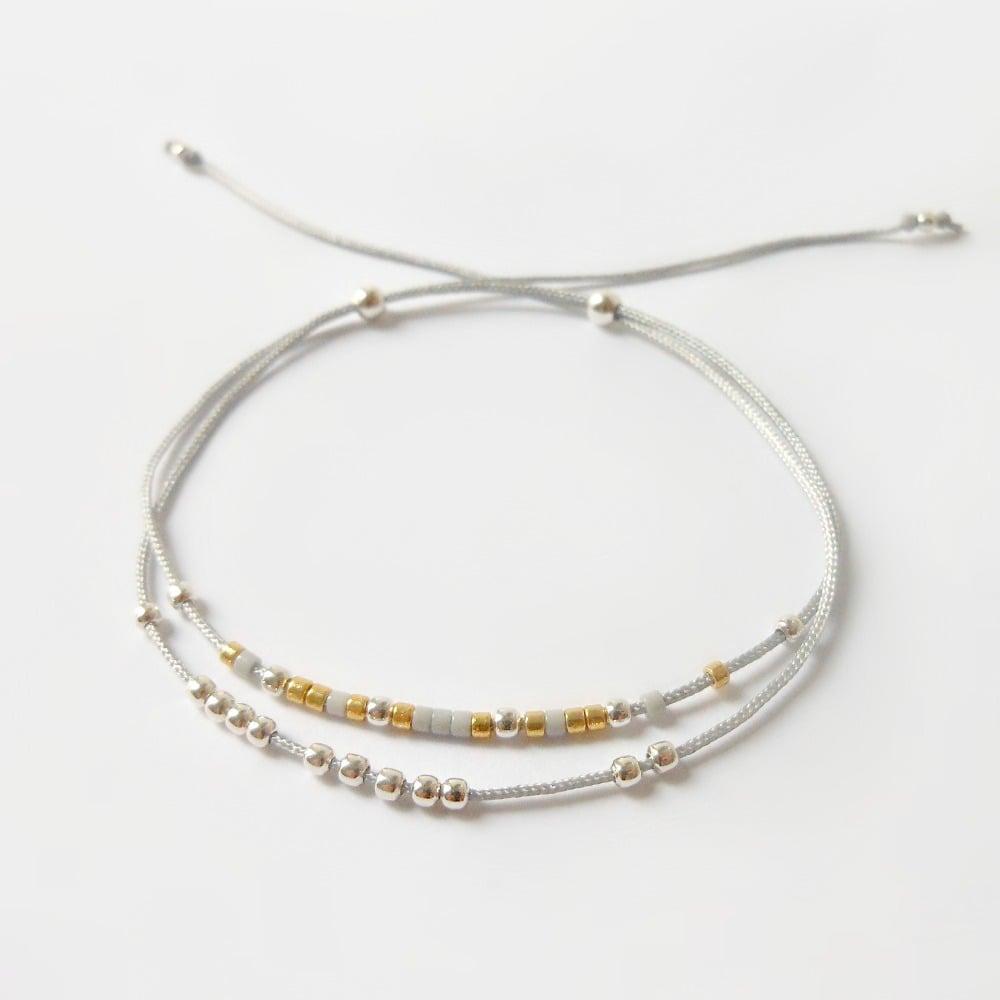 Image of Bracelet lien Snow
