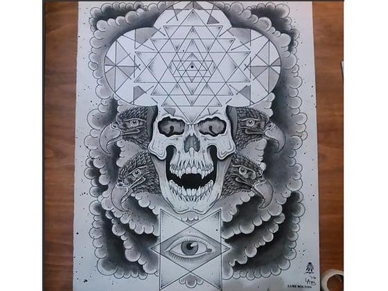 Image of Mystic mind Illusion