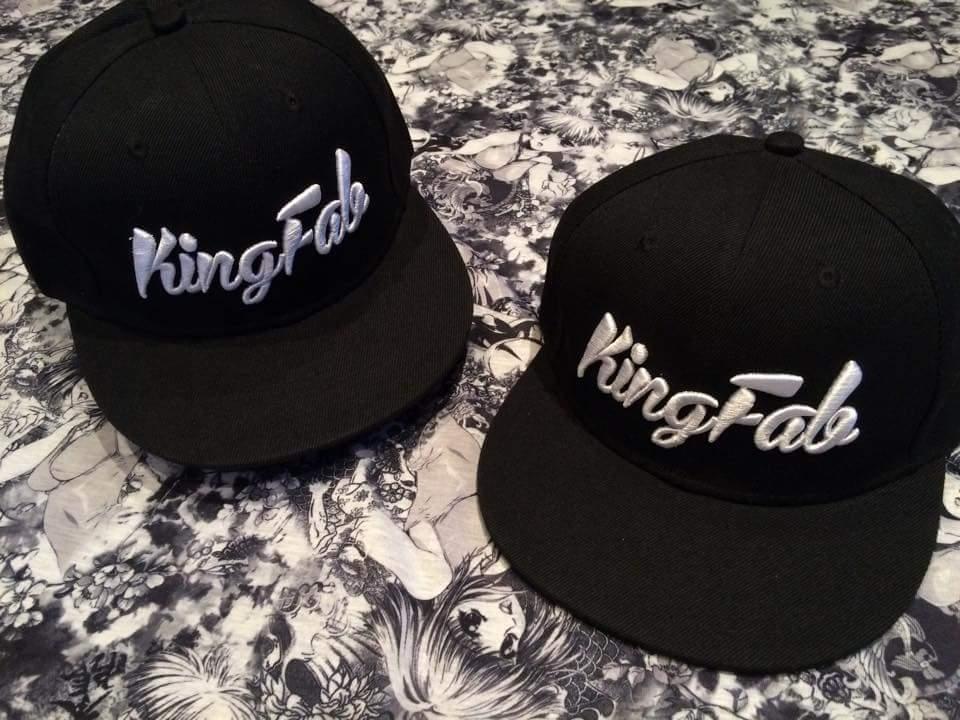 Image of KingFab Script Snap Back