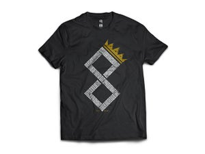 Image of Eight TEE - Black