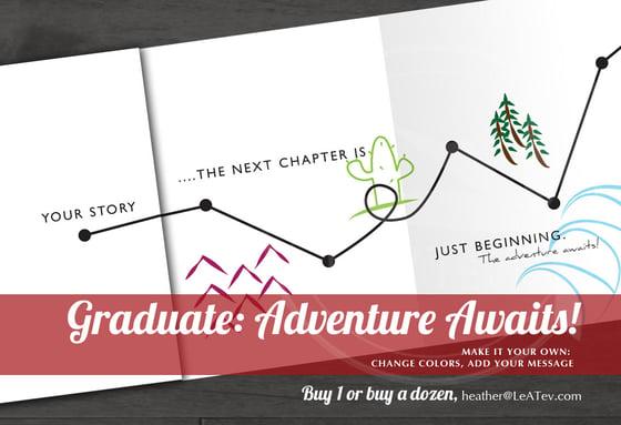 Image of Graduation: The Adventure Awaits!