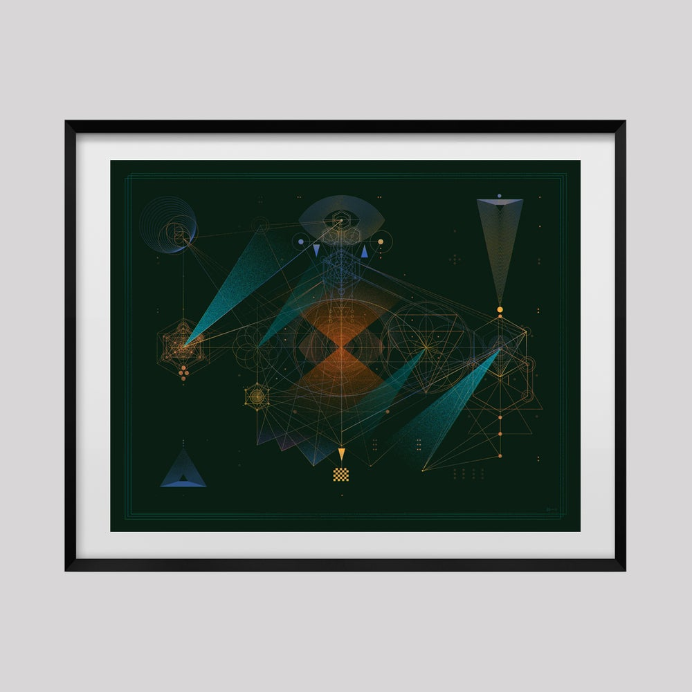 Image of Ash Thorp's 'Spectrum.1'