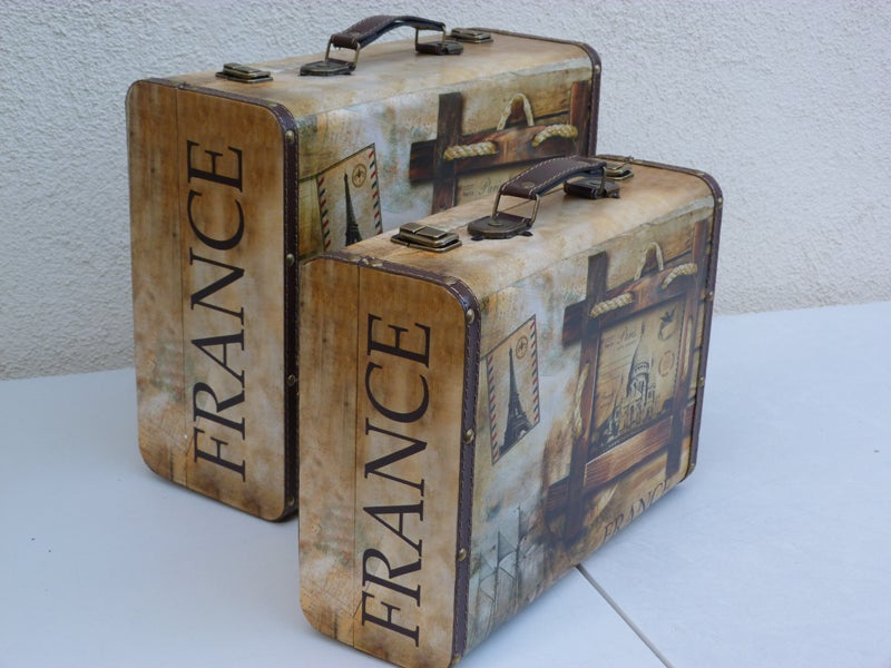 Image of SUITCASES (SET OF 2)