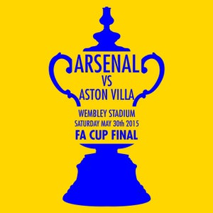 Image of The Cup 2015 (red, white, yellow)