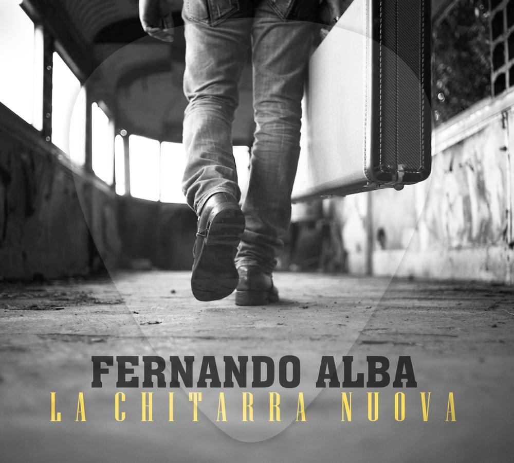 "Image of FERNANDO ALBA ""LA CHITARRA NUOVA"" 2014 ALBUM"