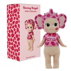 Image of Sonny Angel Artist Collection - Kissmark Leopard