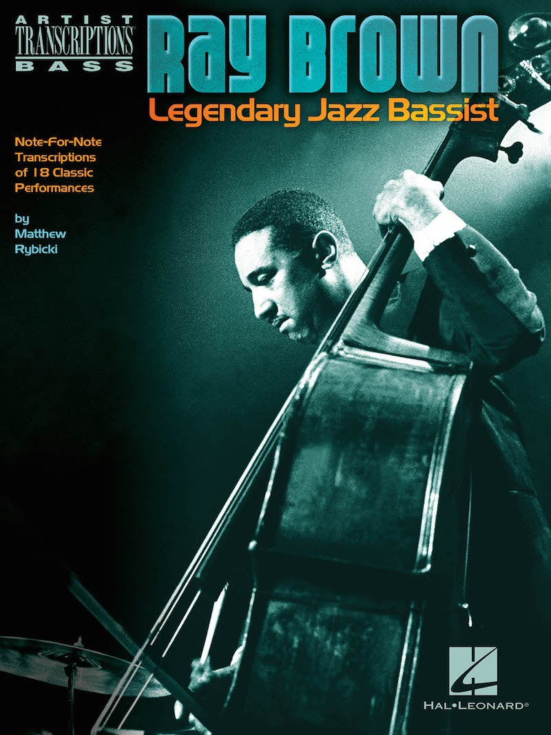 Image of Ray Brown- Legendary Jazz Bassist