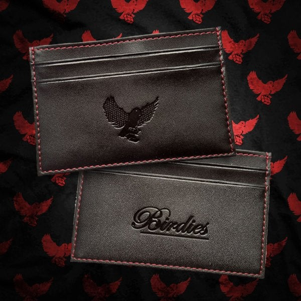 Image of Genuine Leather Cardholder