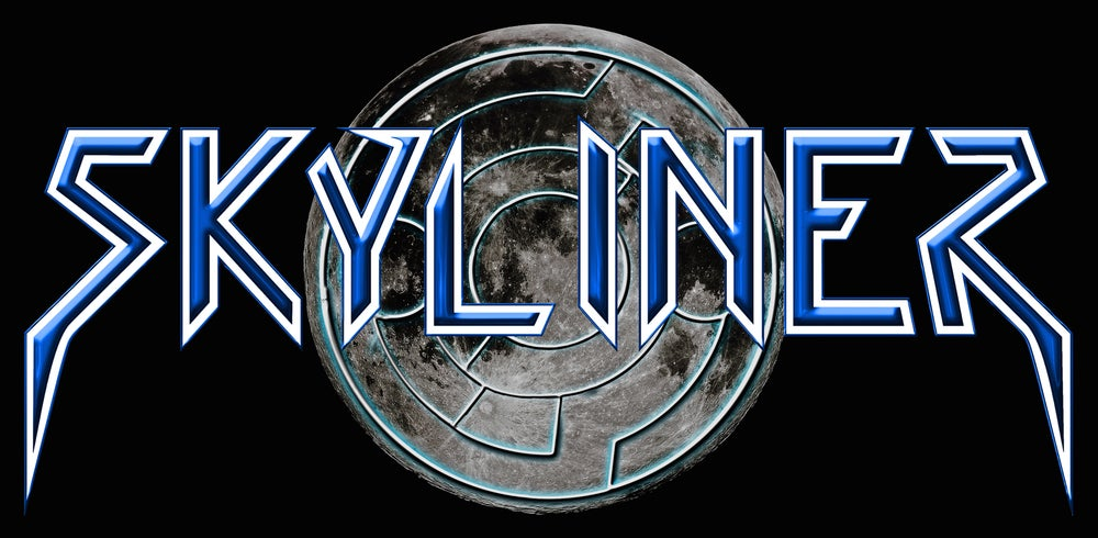 "Image of Skyliner Sticker (7""x 3.5"")"