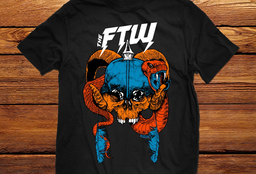 """Image of """"The FTW"""" T-Shirt by David Paul Seymour"""
