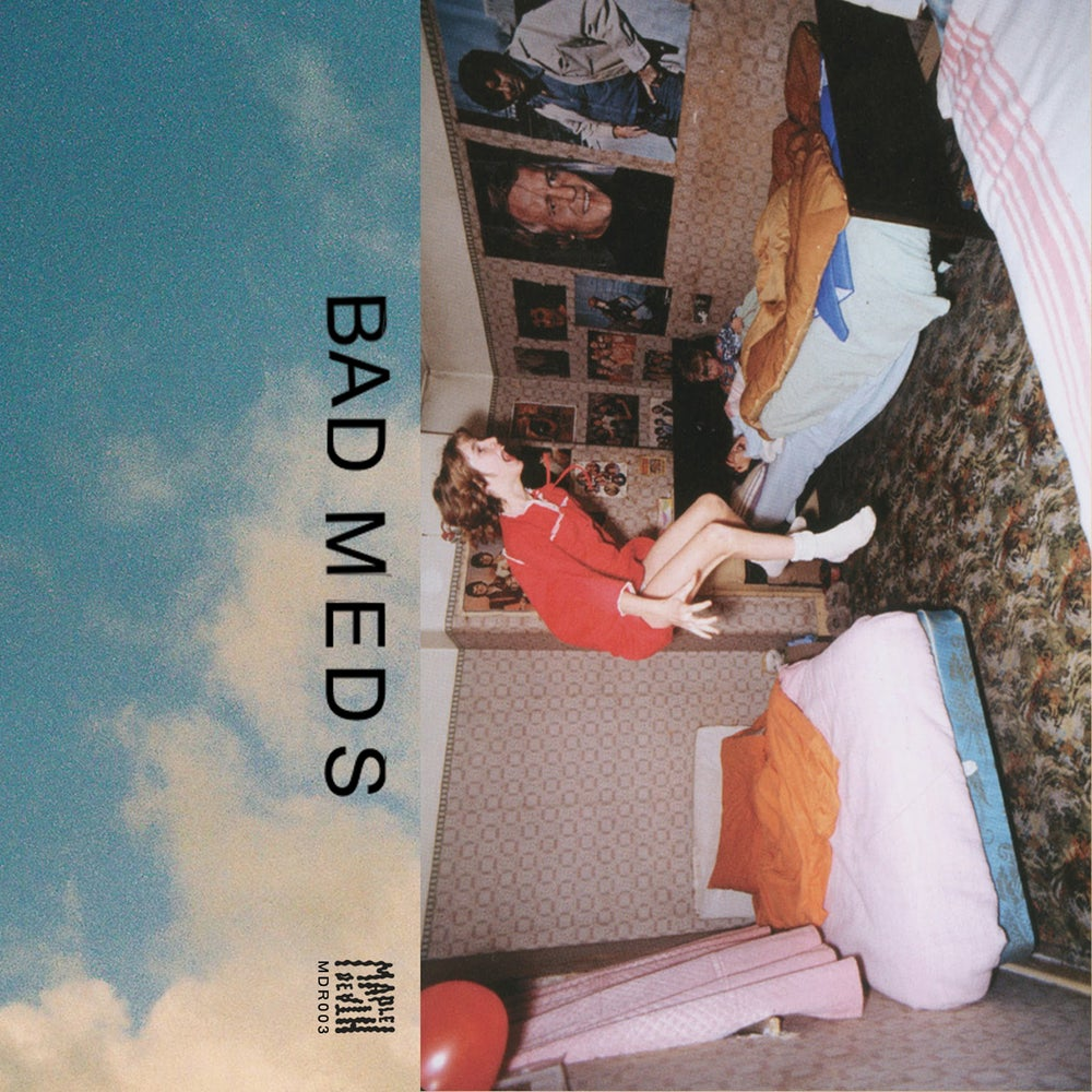 Image of Bad Meds - Bad Meds C30 tape (MDR003)