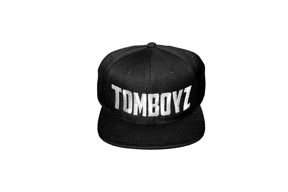 Image of Black TomBoyz Snapback
