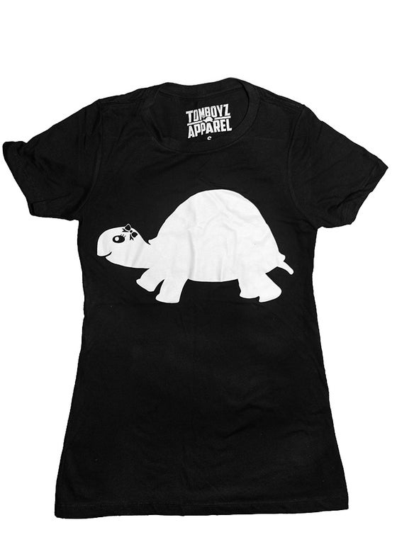 Image of Black Turtle Tee