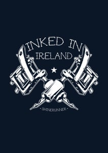 Image of Inked In Ireland T-Shirt