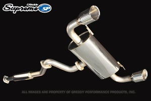 Image of Greddy Supreme SP Exhaust Scion FRS / Subaru BRZ