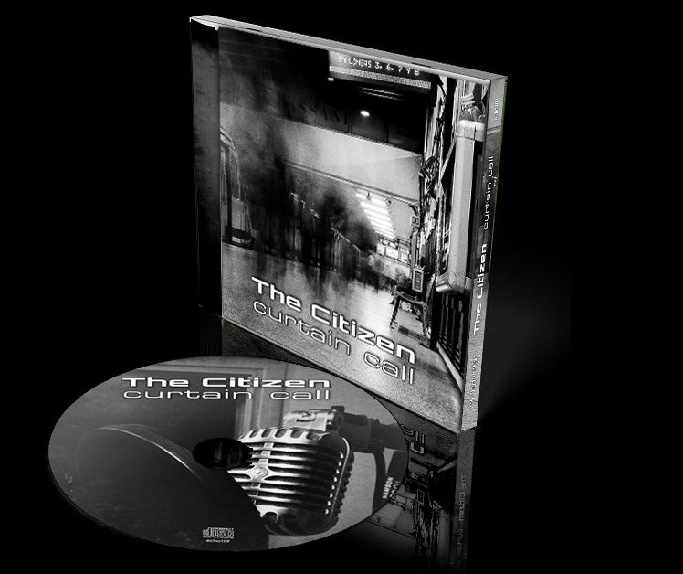 "THE CITIZEN ""Curtain Call"" CD"