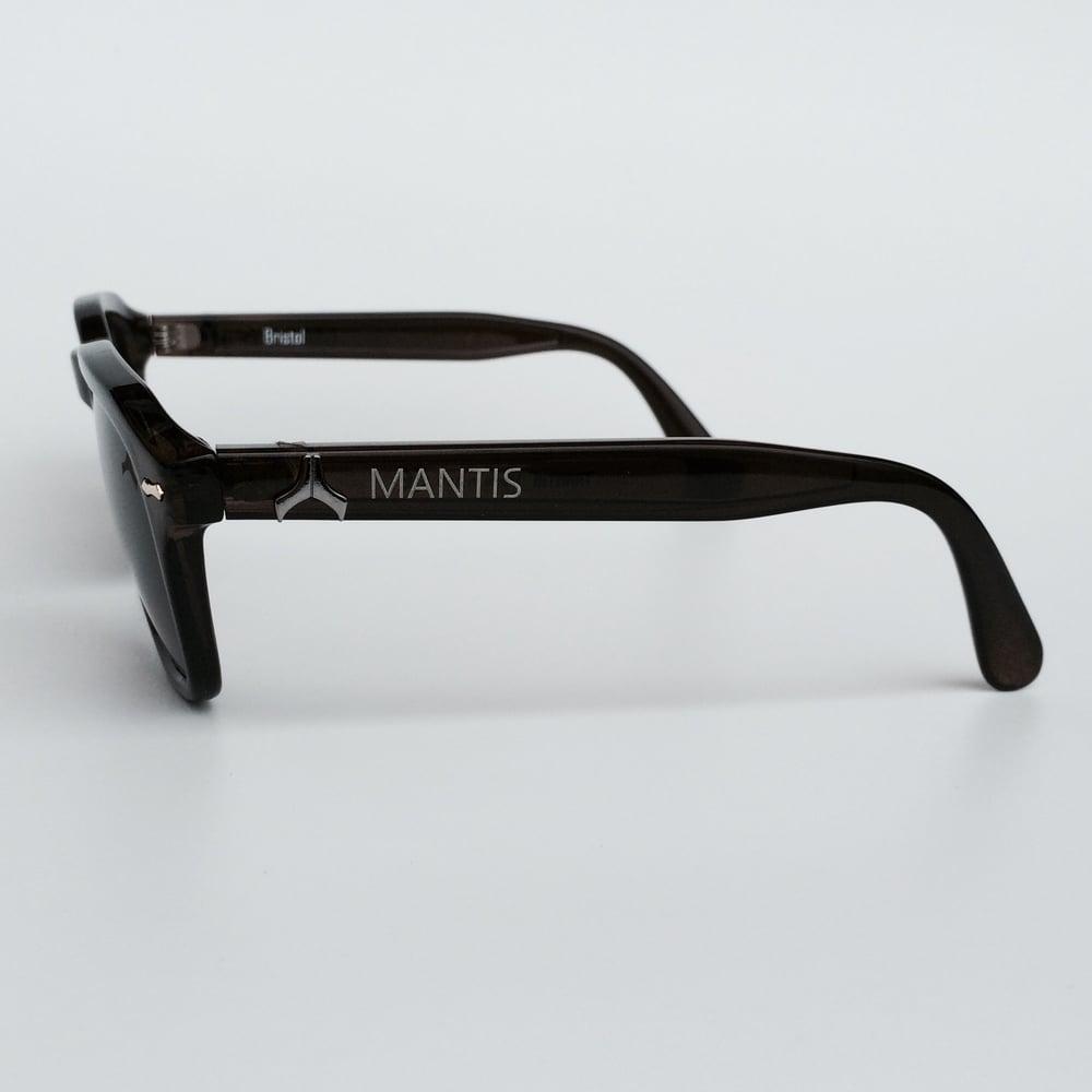 Image of Bristol -Whiskey/ Amber Cision Mantis sunglasses