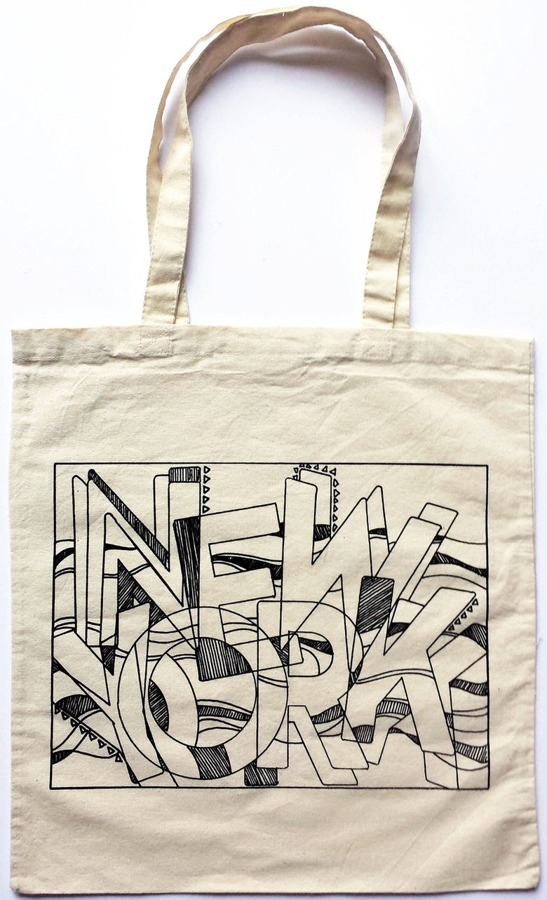 Image of Natural NY Tote