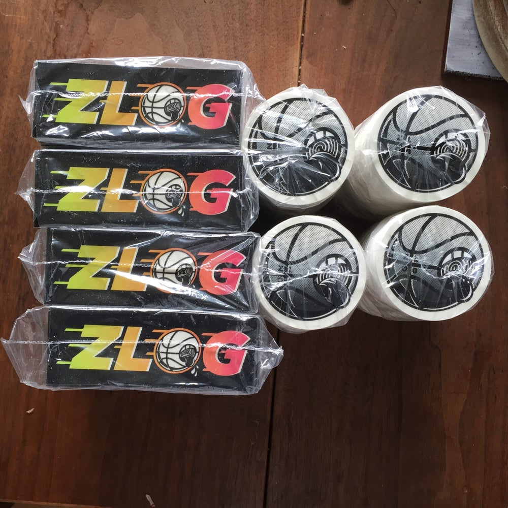 Image of ZLOG BALLIN STICKERS