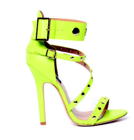 Image of Alejandra G SS/15' Lime Spencer