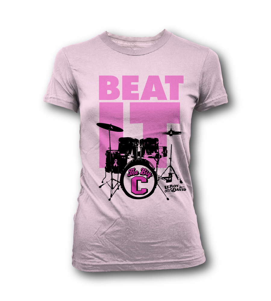 Image of Beat It Tee (Women's)